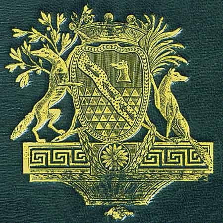 Герб Строгановых