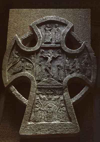 Алексеевский крест. Камень, резьба. 1380-е годы<br ></img>