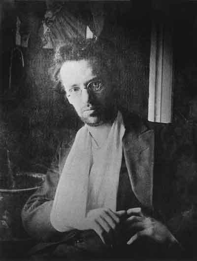 Борис Пильняк. Коломна. 1922