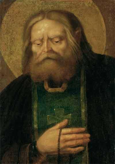 Преподобный Серафим Саровский.