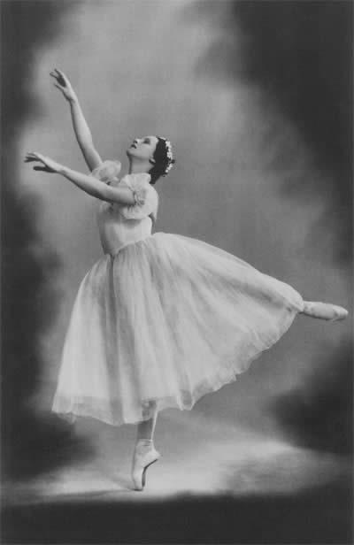 балет Адольфа Адана «Жизель»